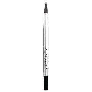 PARKER - recharge stylo roller - noir pointe moyenne
