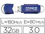 CLÉ USB COURRIER 3.0 32GB
