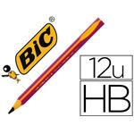 BIC CRAYON GRAPHITE ULTRA-RÉSISTANT ROSE BIC BEGINNERS
