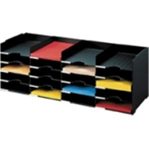 Bloc classeur superposables 20 cases 24x32