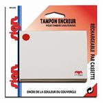 SIGN tampon encreur rechargeable 106x65 mm rouge