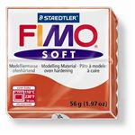 FIMO SOFT ROUGE INDIEN.PAIN 56 GR