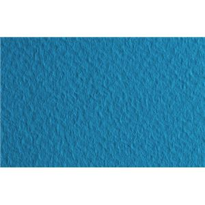 Fabriano feuille 50x65cm mi teintes 160g turquoise