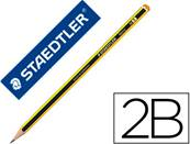 STAEDTLER CRAYON GRAPHITE NORIS 122 2B MINE 2MM