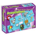 JEU MAGNETIQUE LES ASSOCIATIONS