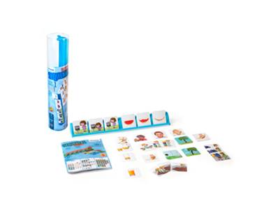 Jeu miniland learning sequences little stories 3-4 ans