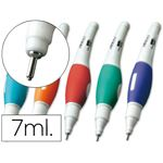 LIDERPAPEL STYLO CORRECTEUR 7 ML LARGEUR BILLE 1,6 MM