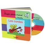 Imagier photo musical les cordes