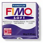 FIMO SOFT PRUNE.PAIN 56 GR